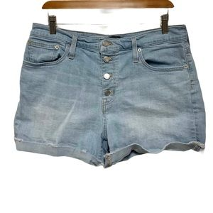 J.Crew mercantile stretch distressed shorts SH 759